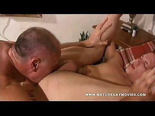 Mature ass gets fucked by young cock