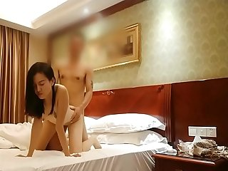 Chinese prostitute gets fucked