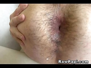 Big Dick Latino Bareback Sex