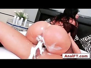 Anal acrobats Monica santhiago and Jazz cream free video 06