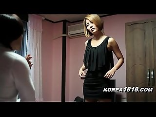 Korea1818 com gorgeous korean babe fucks ugly nerd