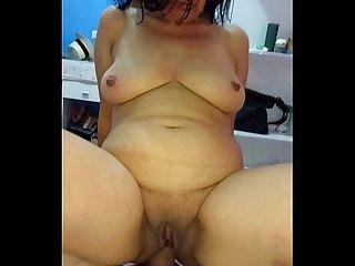 Granny anal Videos
