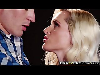 Brazzers - Mommy Got Boobs - Alena Croft and Clover - Alenas Bra is Full of Goodies