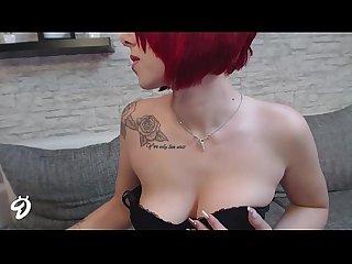 Minirock kleid und sexy dessous