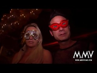 MMV FILMS Mature German Swinger Party