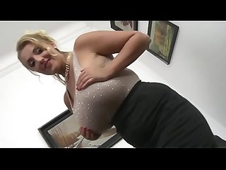 Very special mom with big tits takes big cock