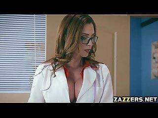 Xander corvus drills dr ariella ferreras pussy