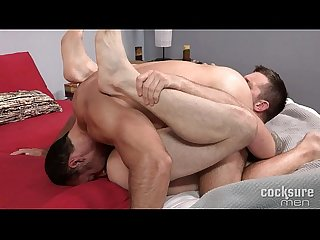 Cocksuremen morgan black brad kalvo 1