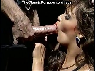 Janette littledove buck adams jerry butler in vintage porn clip