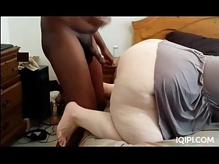 Bbw gets rammed by Black bull