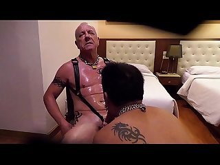 Ozmuuscleslammer - Daddy Does Another Slut Boi