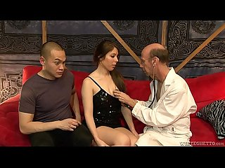 Alexis arianna fucked by her doctor