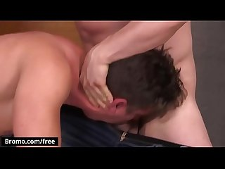 Bromo - (Alexander Motogazzi) with Jaxton Wheeler at He Likes It Rough Raw