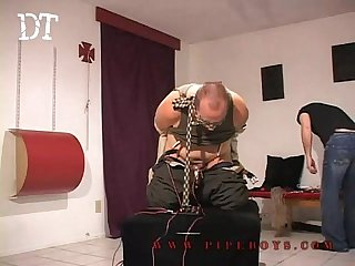 Straight master gay slave shock your boss