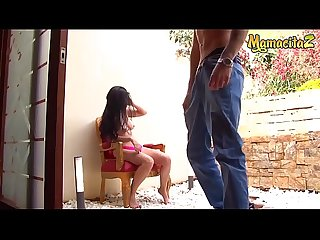 MAMACITAZ - Colombian Mary Fuego Fucks Outdoor In Vengeance Sex
