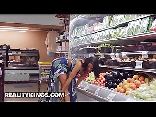Milf Hunter - (Luna Star, Ricky Spanish) - Grocery Store Milf - Reality Kings