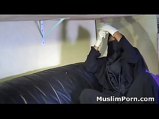 Muslim allstars num 1 niqab milking table muslim Teen creampie muslim Teen Blowjob muslimporn period