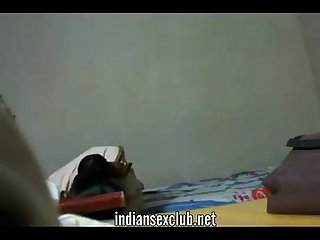 Indian Desi cadets fucking in hostel room
