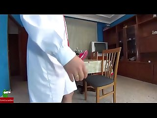 Horny doctors having homemade sex ADR069