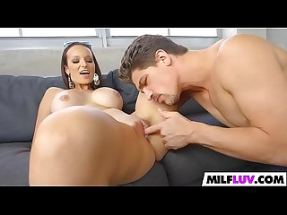 Drilling hot milf lexi luna