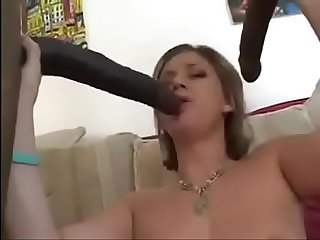 Milf fucks with monster dicks whats her name