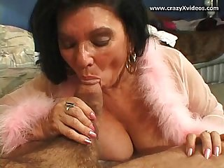 Naughty naught granny