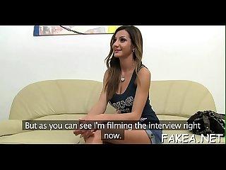 Porn casting agent