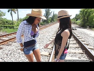 Public lesbian teen sex comma lets run a train