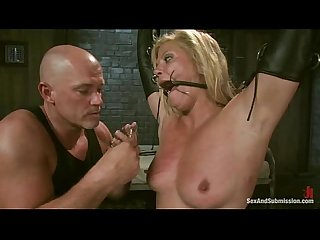 Ginger lynn in real bondage gettting fucked