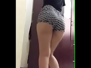 Sexy Indian big ass girl dance