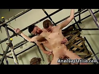 Gay ass fucking porn movietures He's nude and limp, powerless and