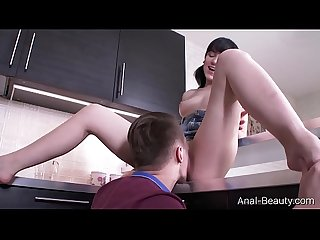 Beauty4k period com hardcore threesome for a slut