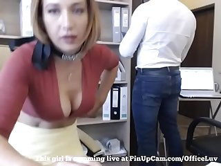 Do you have a secretary like this at your office