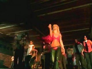 Britney spears i M a slave 4 u