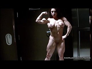 EroticMuscleVideos Smooth Showing And BrandiMae's HardBody