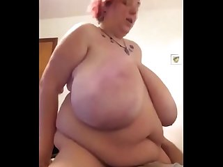 Fat Wife Cuckolding Husband - Amateur
