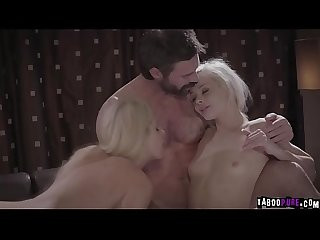 Foster parents molested tee elsa jean