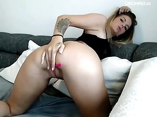 Milf wants a hard anal fuck deep inside her ass two