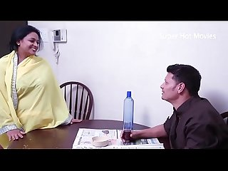 Hot Mallu aged Aunty romance with Young boy period mp4