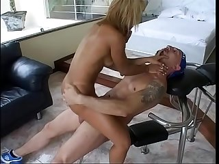 Foursome sex with two sluts picked up