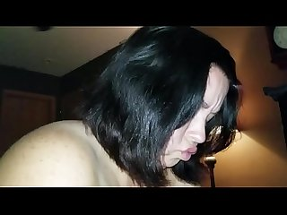 Sexy bbw sucks dick and squirts all over cock lpar pt 1 rpar