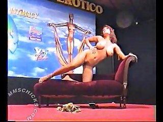 Arab sexy naakt dans