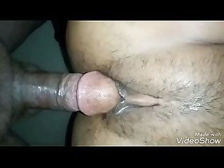 Indian wife close pussy showing and fucking very hot period mp4