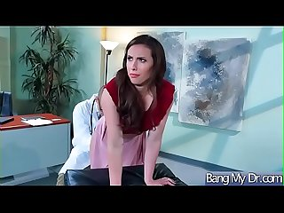 (Casey Calvert) Patient And Doctor In Hardcore Sex Adventures On Cam clip-12