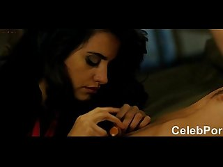 Penelope cruz nude and sexy movie scenes