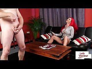 British big tits videos