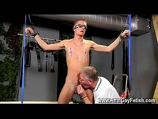 Red anal gay with cum mark is such a luxurious young man comma it S no