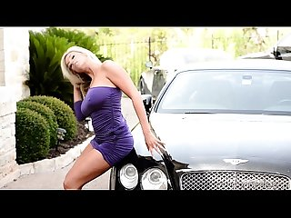 xoGisele - A Hot Bentley Babe