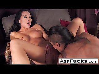 Asa Akira And Skin Fuck Each Others Brains Out