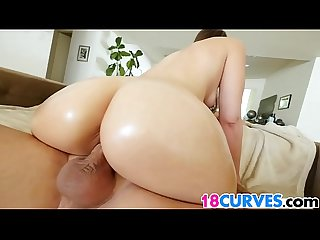Teen Kate Alton Has A Big Booty